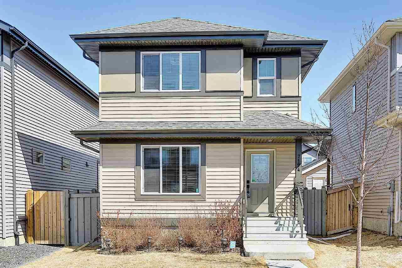 Main Photo: 7194 CARDINAL Way in Edmonton: Zone 55 House for sale : MLS®# E4238162