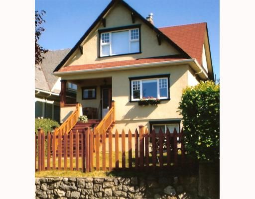 Main Photo: 621 E 23RD Avenue in Vancouver: Fraser VE House for sale (Vancouver East)  : MLS®# V746642