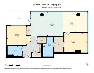 Photo 31: 303 211 13 Avenue SE in Calgary: Beltline Apartment for sale : MLS®# A1108216