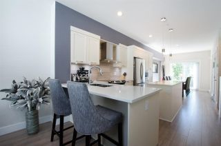 """Photo 1: 72 7686 209 Street in Langley: Willoughby Heights Townhouse for sale in """"KEATON"""" : MLS®# R2270555"""