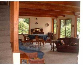 Photo 5: 1265 MARION PL in Gibsons: Gibsons & Area House for sale (Sunshine Coast)  : MLS®# V546096