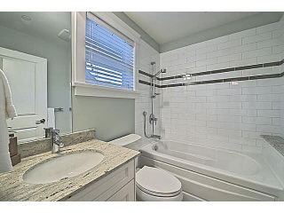 Photo 12: 2315 BALSAM Street in Vancouver: Kitsilano Townhouse for sale (Vancouver West)  : MLS®# V1074012