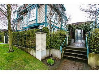"""Photo 18: 14 288 ST DAVIDS Avenue in North Vancouver: Lower Lonsdale Townhouse for sale in """"ST DAVIDS LANDING"""" : MLS®# V1055274"""