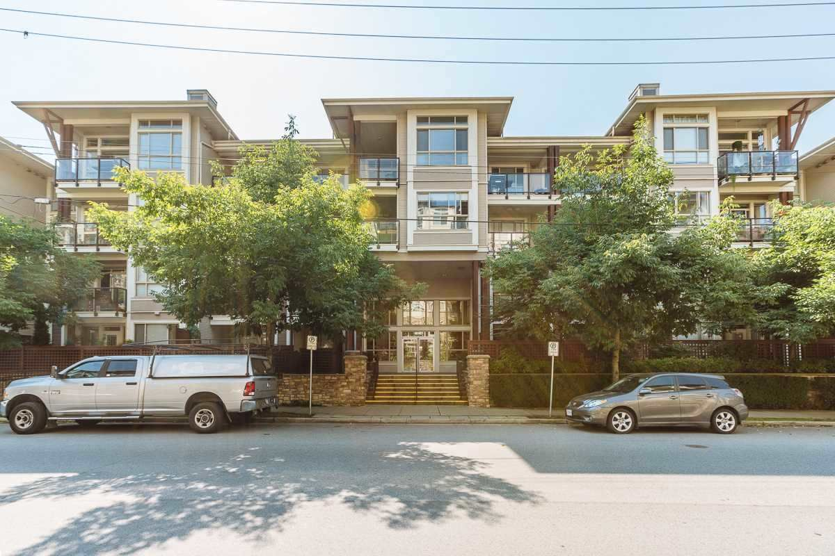 """Main Photo: 421 2484 WILSON Avenue in Port Coquitlam: Central Pt Coquitlam Condo for sale in """"VERDE BY ONNI"""" : MLS®# R2385239"""