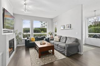 """Photo 4: 103 717 CHESTERFIELD Avenue in North Vancouver: Central Lonsdale Condo for sale in """"Queen Mary"""" : MLS®# R2536671"""