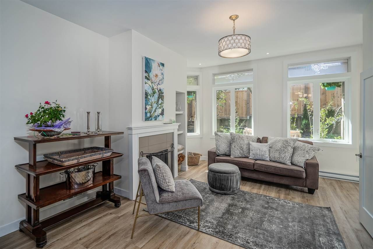Main Photo: 7 1620 BALSAM STREET in Vancouver: Kitsilano Condo for sale (Vancouver West)  : MLS®# R2565258