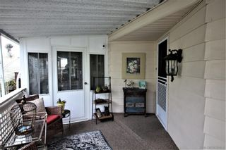 Photo 2: CARLSBAD WEST Manufactured Home for sale : 2 bedrooms : 7027 San Bartolo St #43 in Carlsbad
