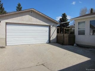 Photo 16: 158 Hatcher Road in WINNIPEG: Transcona Residential for sale (North East Winnipeg)  : MLS®# 1405228