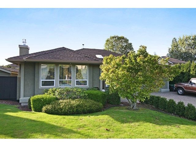 Main Photo: 6481 CLAYTONWOOD CT in Surrey: Cloverdale BC House for sale (Cloverdale)  : MLS®# F1451282