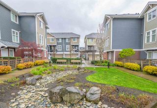 """Photo 18: 34 1111 EWEN Avenue in New Westminster: Queensborough Townhouse for sale in """"ENGLISH MEWS"""" : MLS®# R2359101"""
