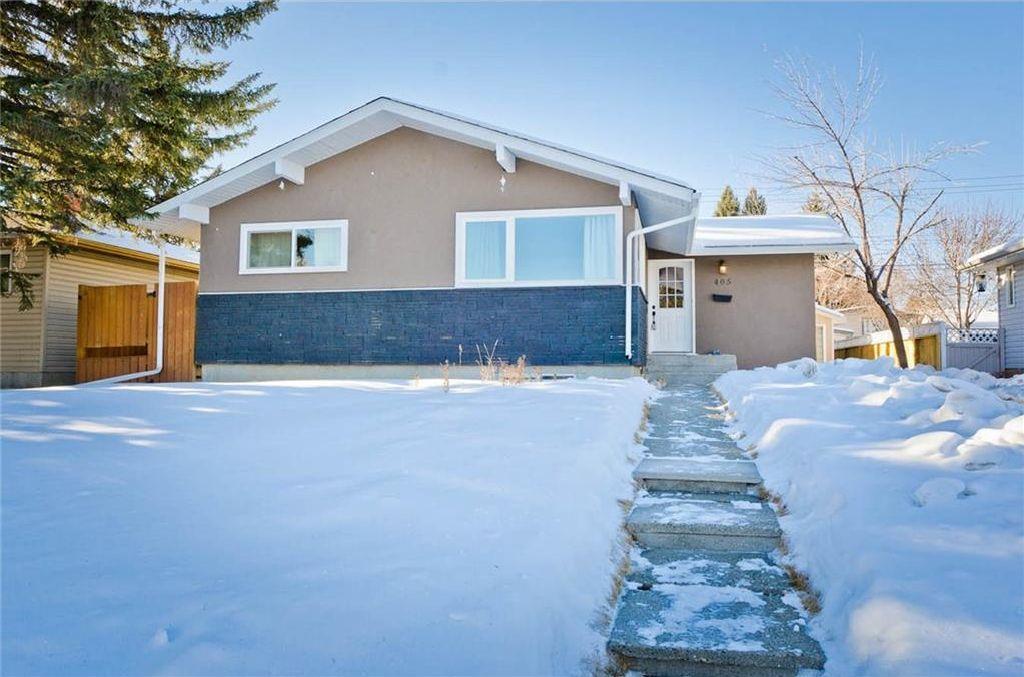 Main Photo: 405 ASTORIA Crescent SE in Calgary: Acadia House for sale : MLS®# C4162063