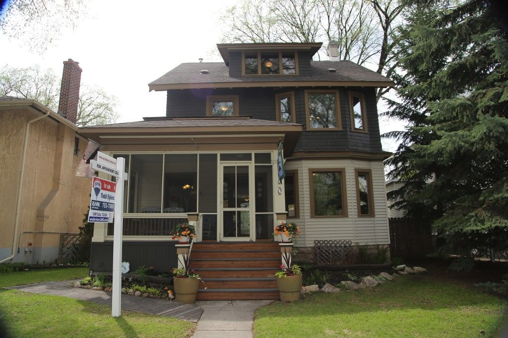 Welcome to 480 Dominion St in Wolseley