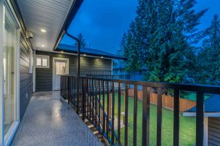 Photo 34: 3732 WELLINGTON Street in Port Coquitlam: Oxford Heights House for sale : MLS®# R2470903