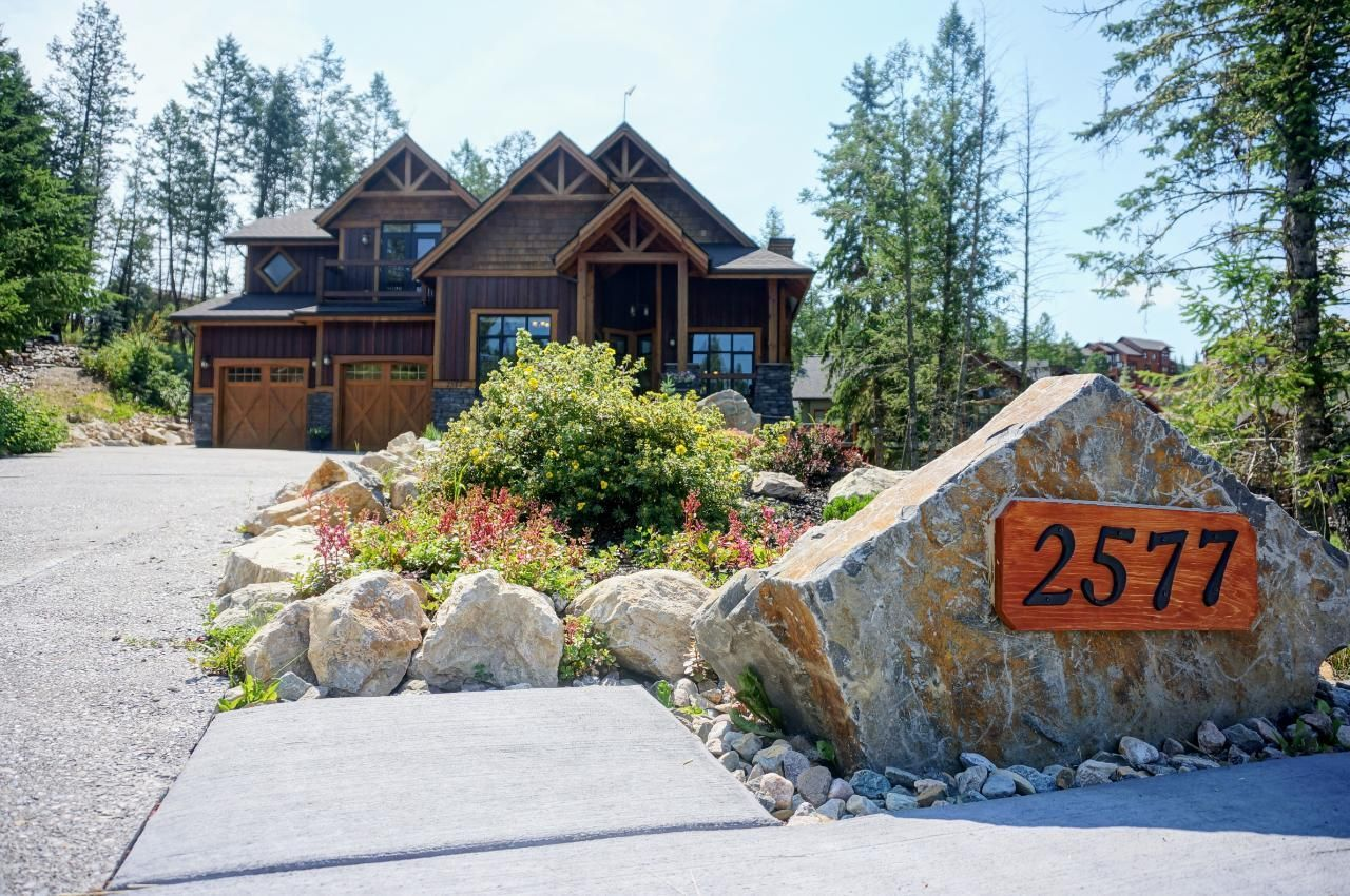 Main Photo: 2577 SANDSTONE CIRCLE in Invermere: House for sale : MLS®# 2459822