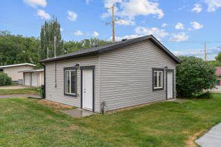 Photo 48: 7604 104 Avenue in Edmonton: Zone 19 House Half Duplex for sale : MLS®# E4261293