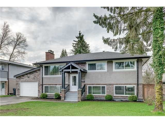 Photo 1: Photos: 1632 ROBERTSON AV in Port Coquitlam: Glenwood PQ House for sale : MLS®# V1112767