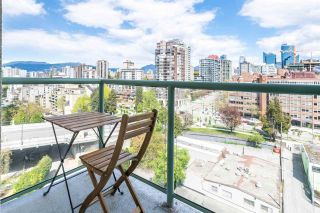 """Photo 10: 1505 907 BEACH Avenue in Vancouver: Yaletown Condo for sale in """"CORAL COURT"""" (Vancouver West)  : MLS®# R2591176"""