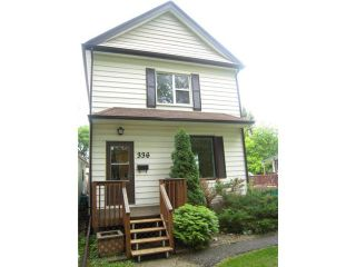 Photo 1: 336 Arnold Avenue in WINNIPEG: Manitoba Other Residential for sale : MLS®# 1210350