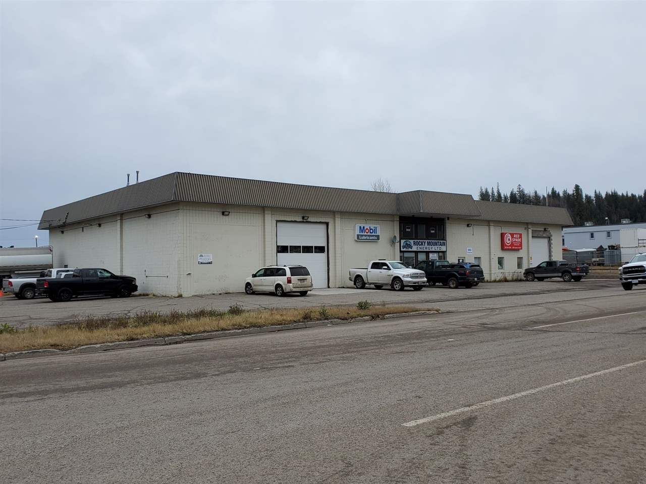 Main Photo: 970 TERMINAL Boulevard in BCR Industrial Site: BCR Industrial Industrial for sale (PG City South East (Zone 75))  : MLS®# C8036573