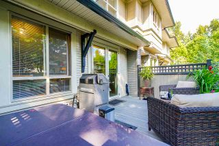 """Photo 39: 49 100 KLAHANIE Drive in Port Moody: Port Moody Centre Townhouse for sale in """"INDIGO"""" : MLS®# R2495389"""