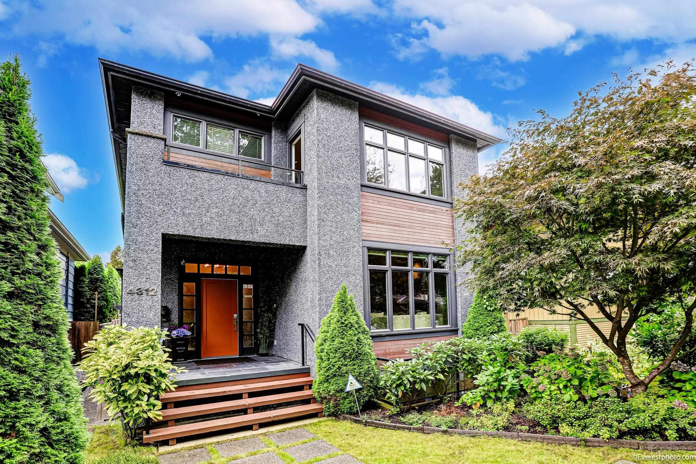 Main Photo: 4312 W 11TH Avenue in Vancouver: Point Grey House for sale (Vancouver West)  : MLS®# R2623905