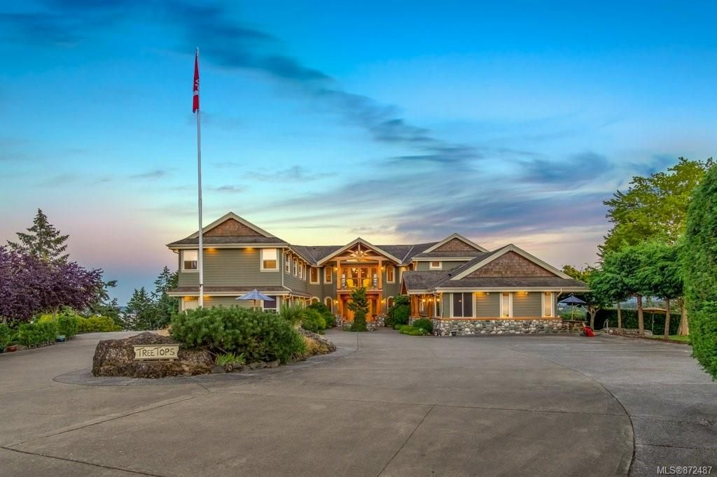 Main Photo: 1666 Sheriff Way in : Na Departure Bay House for sale (Nanaimo)  : MLS®# 872487