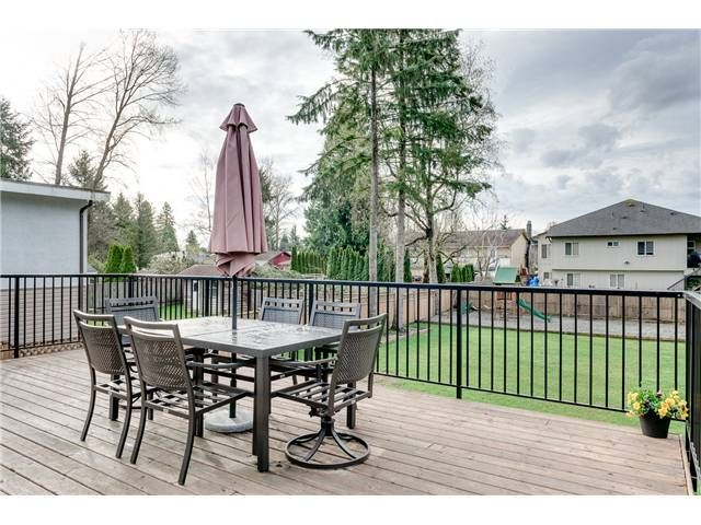 Photo 17: Photos: 1632 ROBERTSON AV in Port Coquitlam: Glenwood PQ House for sale : MLS®# V1112767