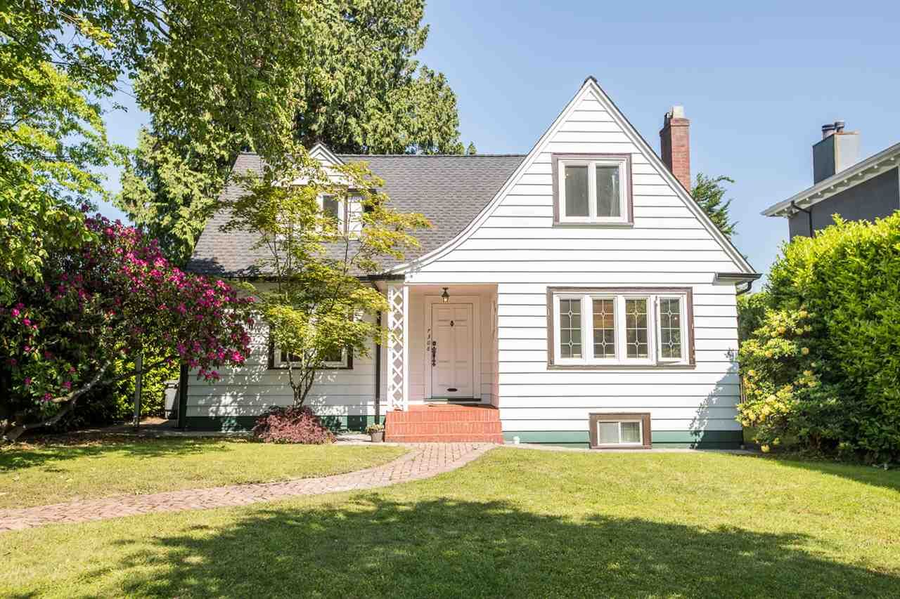 """Main Photo: 7308 ANGUS Drive in Vancouver: South Granville House for sale in """"South Granville"""" (Vancouver West)  : MLS®# R2374219"""