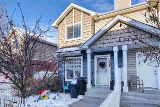 Main Photo: 106 2051 TOWNE CENTRE Boulevard in Edmonton: Zone 14 Townhouse for sale : MLS®# E4227603