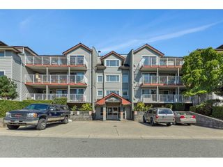 """Photo 1: 107 33669 2ND Avenue in Mission: Mission BC Condo for sale in """"HERITAGE PARK LANE"""" : MLS®# R2612757"""