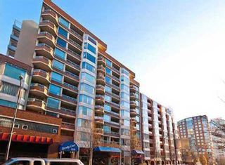 Photo 1: 801 1330 Hornby Street in Vancouver: Downtown VW Condo for sale (Vancouver West)  : MLS®# V999940