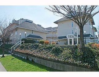 Photo 1: 309 1570 PRAIRIE Avenue in Port_Coquitlam: Glenwood PQ Condo for sale (Port Coquitlam)  : MLS®# V760747