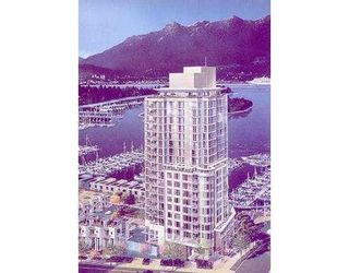"""Photo 2: 1304 499 BROUGHTON ST in Vancouver: Coal Harbour Condo for sale in """"""""DENIA"""" AT WATERFRONT PLACE"""" (Vancouver West)  : MLS®# V605010"""