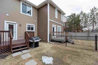 Photo 40: 1078 GAULT Boulevard in Edmonton: Zone 27 Townhouse for sale : MLS®# E4235265
