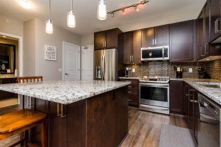 "Photo 2: 402 6470 194 Street in Surrey: Clayton Condo for sale in ""WATERSTONE"" (Cloverdale)  : MLS®# R2250963"