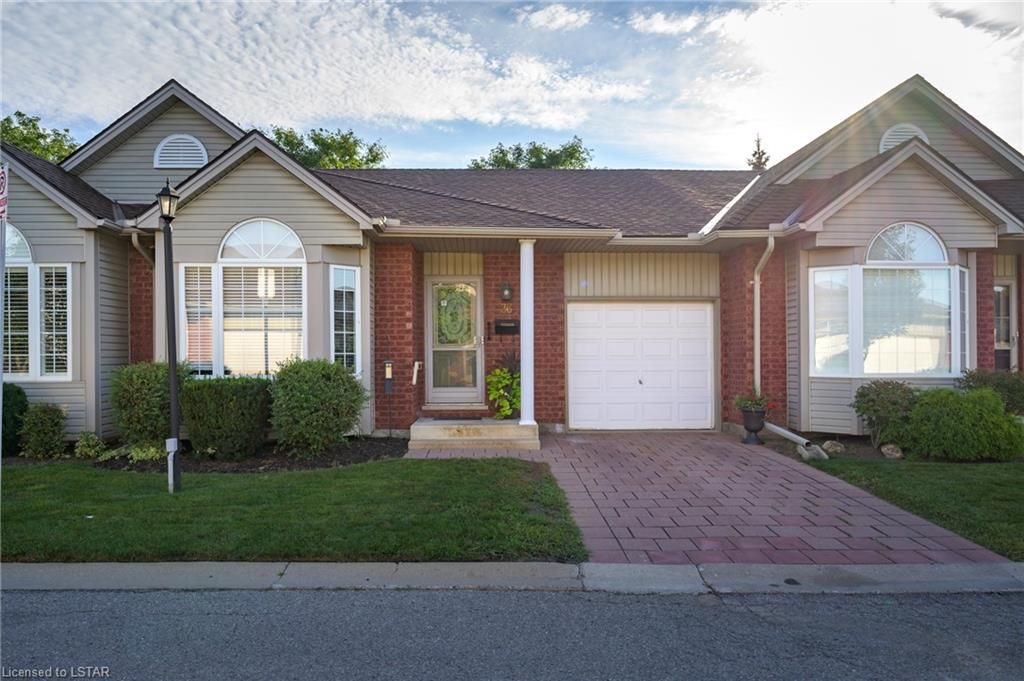 Main Photo: 36 1555 HIGHBURY Avenue in London: East A Residential for sale (East)  : MLS®# 40162340