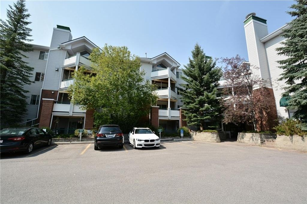 Welcome to Sierra Morena Mews. A wonderful 3-building complex in SW Calgary.