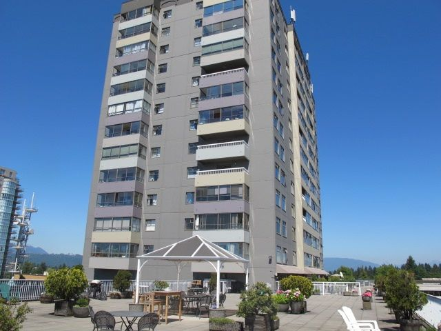 "Main Photo: 1505 615 BELMONT Street in New Westminster: Uptown NW Condo for sale in ""BELMONT TOWERS"" : MLS®# R2185460"
