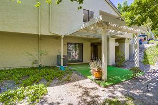 Photo 20: MISSION VALLEY Townhouse for sale : 4 bedrooms : 4366 Caminito Pintoresco in San Diego