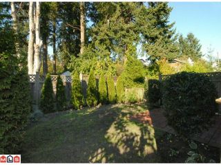 """Photo 10: 5 14921 THRIFT Avenue: White Rock Townhouse for sale in """"NICOLE PLACE"""" (South Surrey White Rock)  : MLS®# F1025156"""