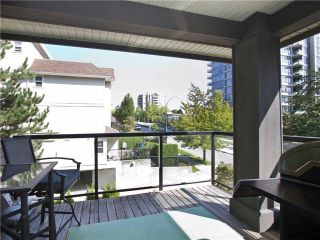 """Photo 11: 313 7000 21ST Avenue in Burnaby: Highgate Townhouse for sale in """"VILLETTA"""" (Burnaby South)  : MLS®# V1026981"""