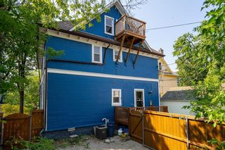 Photo 26: 781 Honeyman Avenue in Winnipeg: Wolseley Residential for sale (5B)  : MLS®# 202118531