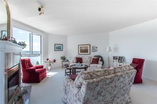 """Photo 2: 1407 1185 QUAYSIDE Drive in New Westminster: Quay Condo for sale in """"RIVERIA TOWERS"""" : MLS®# R2382149"""