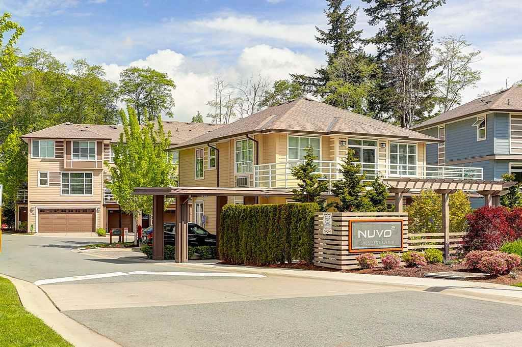 """Main Photo: 14 15405 31 Avenue in Surrey: Grandview Surrey Townhouse for sale in """"Nuvo 2"""" (South Surrey White Rock)  : MLS®# R2061099"""