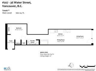 """Photo 21: 207 36 WATER Street in Vancouver: Downtown VW Condo for sale in """"TERMINUS"""" (Vancouver West)  : MLS®# R2575228"""