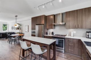 Photo 3: 18 433 SEYMOUR RIVER PLACE in North Vancouver: Seymour NV Townhouse for sale : MLS®# R2585787