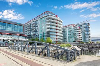 """Photo 8: 311 175 VICTORY SHIP Way in North Vancouver: Lower Lonsdale Condo for sale in """"CASCADE AT THE PIER"""" : MLS®# R2599674"""