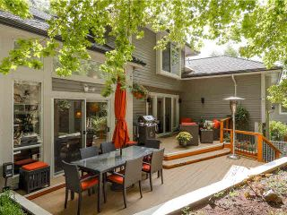 Photo 2: 5 181 RAVINE DRIVE in PORT MOODY: Heritage Mountain Townhouse for sale (Port Moody)  : MLS®# V1142572