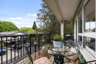 """Photo 22: 6 2780 ALMA Street in Vancouver: Kitsilano Townhouse for sale in """"Twenty on the Park"""" (Vancouver West)  : MLS®# R2575885"""