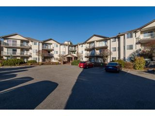 "Photo 1: 208 2780 WARE Street in Abbotsford: Central Abbotsford Condo for sale in ""Chelsea House"" : MLS®# R2342656"